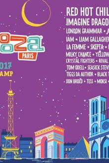 Lollapalooza Paris 2017