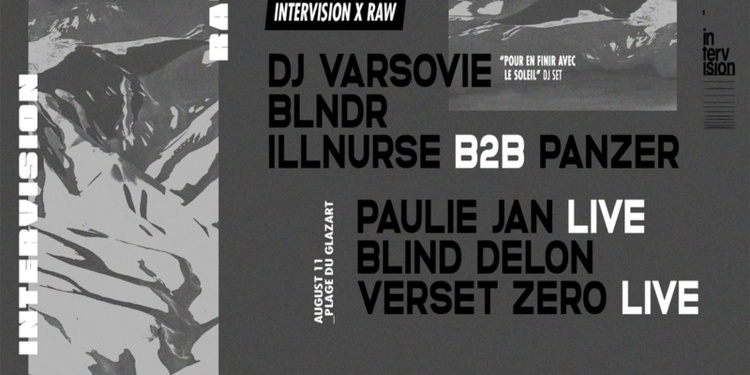 Intervision Label Night