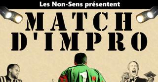 Match d'impro : les Non-Sens vs les Improcondriaques