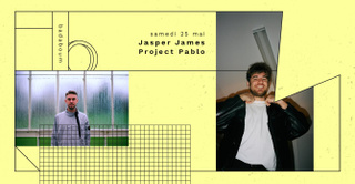 Jasper James, Project Pablo