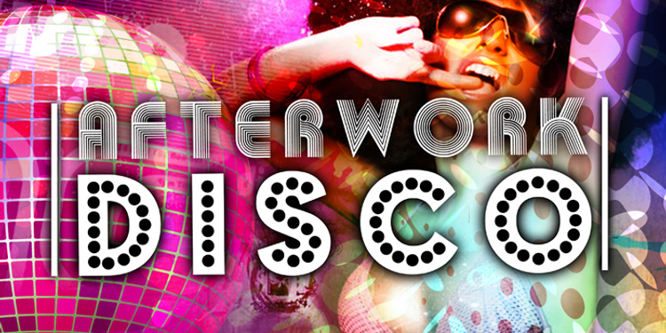 afterwork disco party