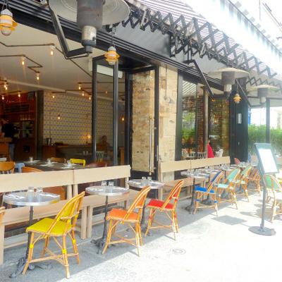 Social Square : le nouveau spot du Haut Marais à partager