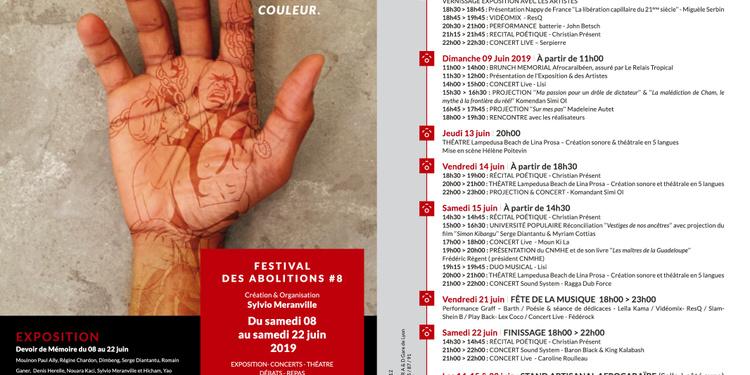 Festival des Abolitions 2019