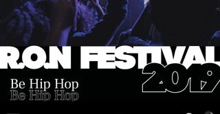 RON Festival 2019 by Ready Or Not // #BeHipHop Edition
