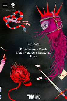 Encore La Mamie's !: Dj Stingray / Peach / Dolce Vito / Sentiments / Hyas