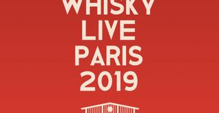 Whisky Live Paris 2019