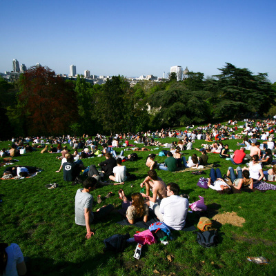 Paris à la belle étoile : 4 parcs ouverts toute la nuit cet été