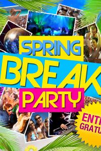 spring break party - California Avenue - mercredi 26 août