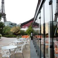 Le Café Branly du Musée du Quai Branly