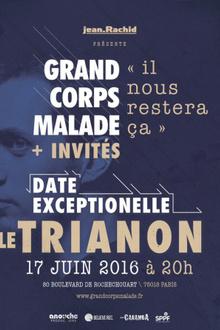 Grand Corps Malade + invités
