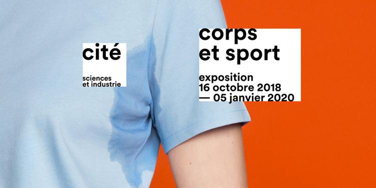 Corps et Sport à la Cité des sciences et de l'industrie