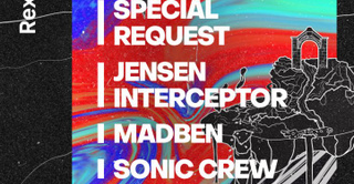 Astroclub: Special Request, Jensen Interceptor, Madben, Sonic Crew