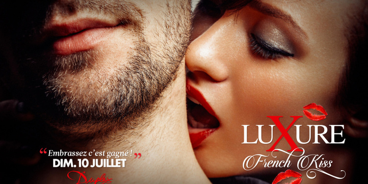LUXURE - FRENCH KISS
