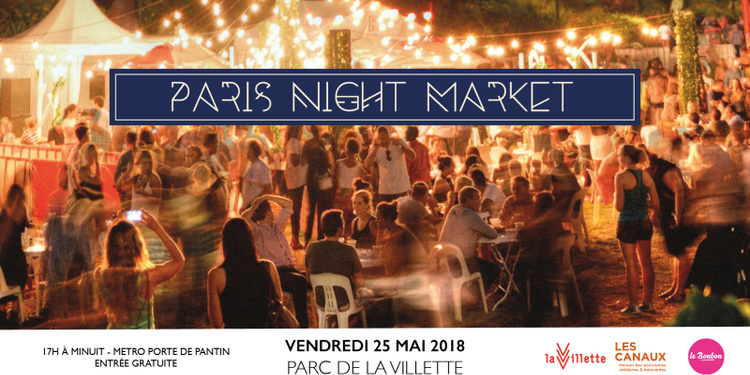 Paris Night Market #1