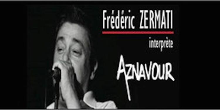 Frederic zermati interprete aznavour