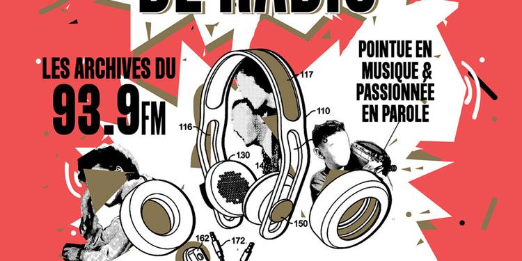 Rétrospective Radio Campus Paris à la Bpi