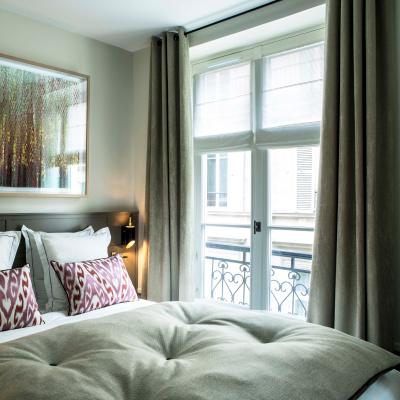 La Tamise, cocon nocturne et cuisine cosy aux Tuileries