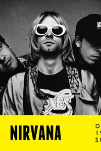 Sunday Tribute - Nirvana // Supersonic - Le Supersonic - dimanche 05 avril