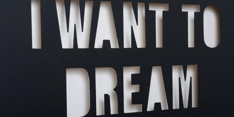 Exposition I WANT TO DREAM - Jonathan Rosen