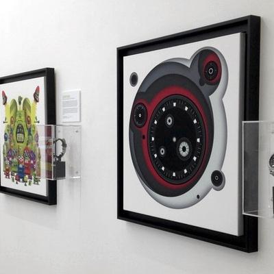 Street art et montres se rencontrent à la galerie Openspace