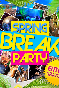 spring break party - California Avenue - mercredi 22 juillet