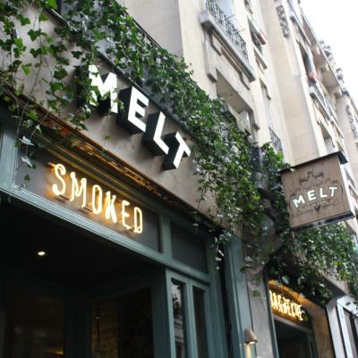 Restaurant Melt, street food et barbecue dans le 11ème