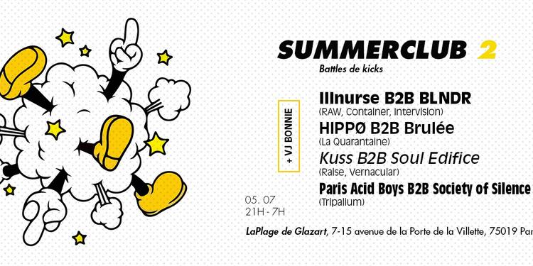 PWFM Summerclub n°2 - Bagarre à LaPlage