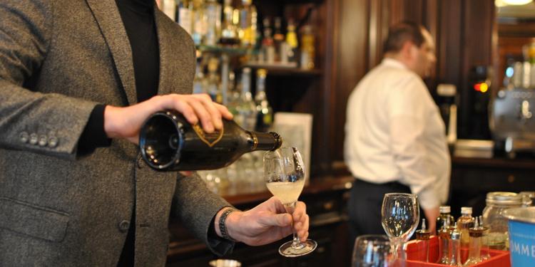 La Winerie Parisienne au Gallopin !