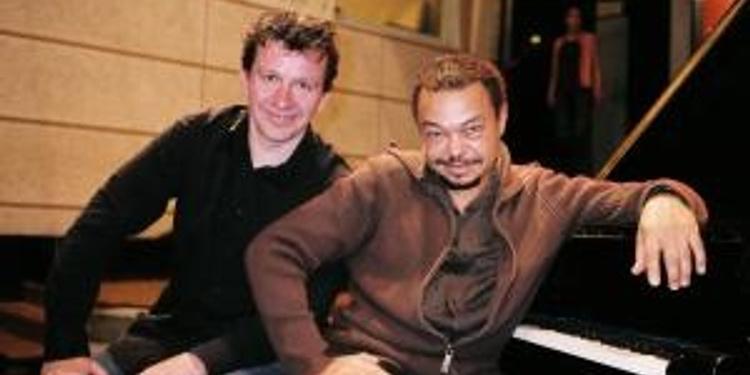 Mario Canonge - Michel zenino duo jazz