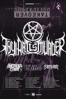 The australian takeover tour