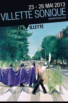 Villette Sonique 2013 - concerts en plein air
