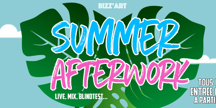 Summer afterwork ft. SHeesha Rose & DJ JP Mano