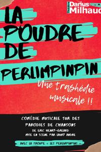 La poudre de perlimpinpin - Théâtre Darius Milhaud - du jeudi 30 septembre au jeudi 30 décembre
