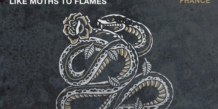 THE DEVIL WEARS PRADA + MEMPHIS MAY FIRE + SILVERSTEIN + LIKE MOTHS TO FLAMES