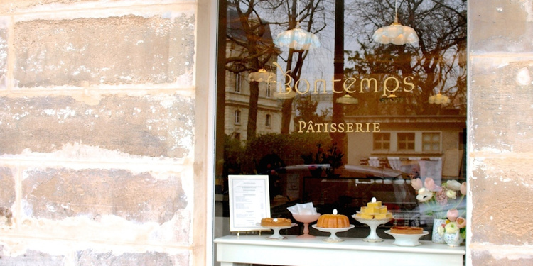 Bontemps Pâtisserie, Paris , Shop