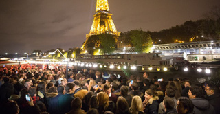 International Erasmus Boat Party... Closing !