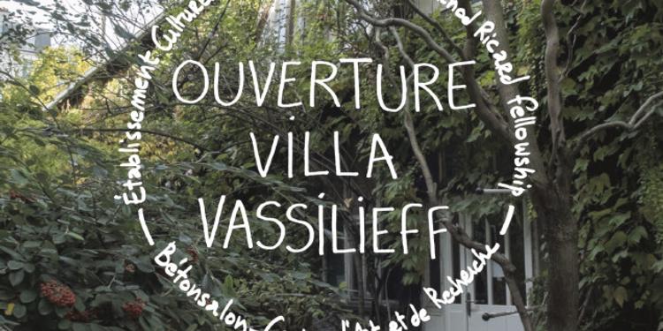 Ouverture de la Villa Vassilieff et exposition inaugurale Groupe Mobile