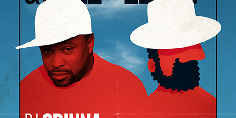 GUTS & DJ SPINNA : THE VERY BEST OF SOUL & HIP HOP