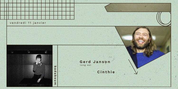 Gerd Janson, Cinthie