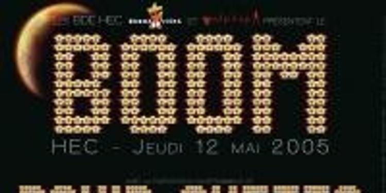Le Boom Hec 2005