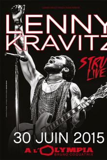 Lenny Kravitz en concert