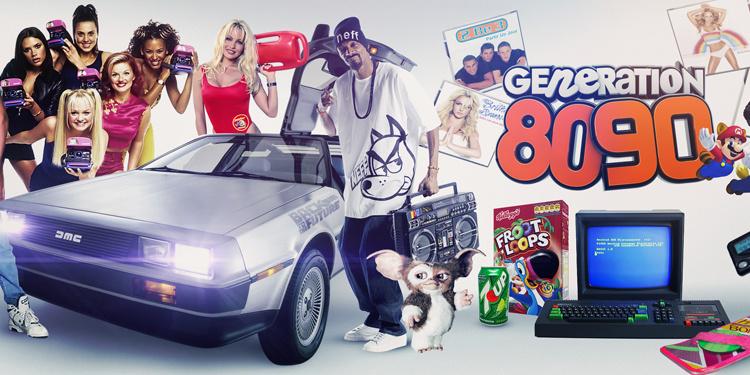 Generation 80-90: Boum 80-90