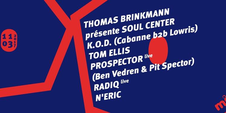 Concrete [Minibar] : avec Thomas Brinkmann + KOD