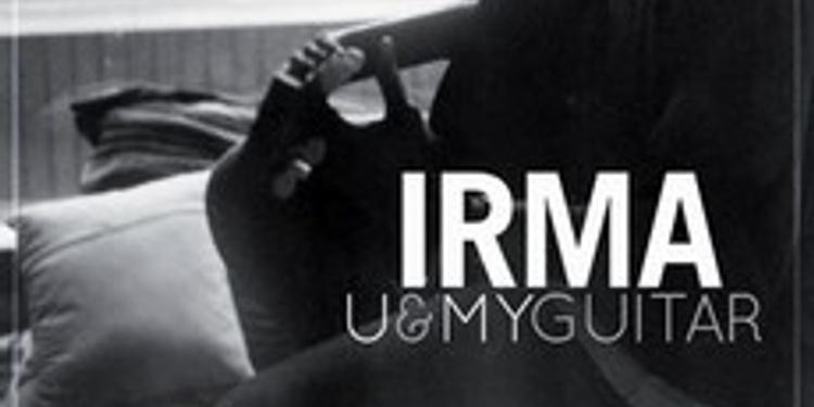 Irma U & my guitar