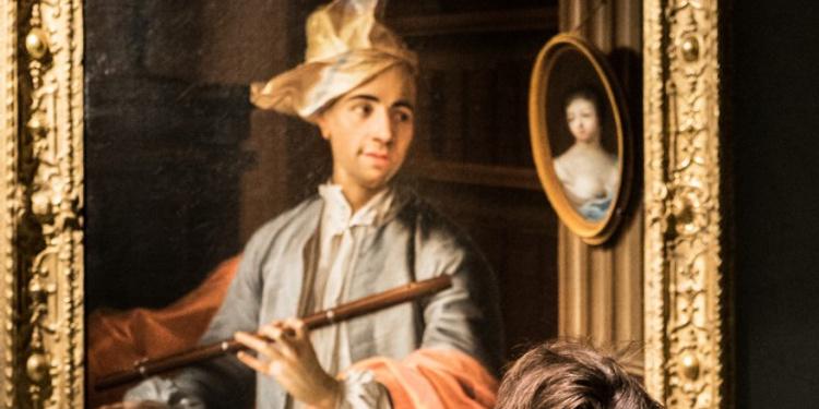 Visite timbrée au Musée de la musique : L'Amour est au Musée