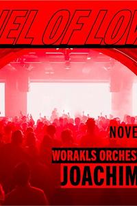 Worakls Orchestra Aftershow : Joachim Pastor & Friends - Bridge - vendredi 01 novembre