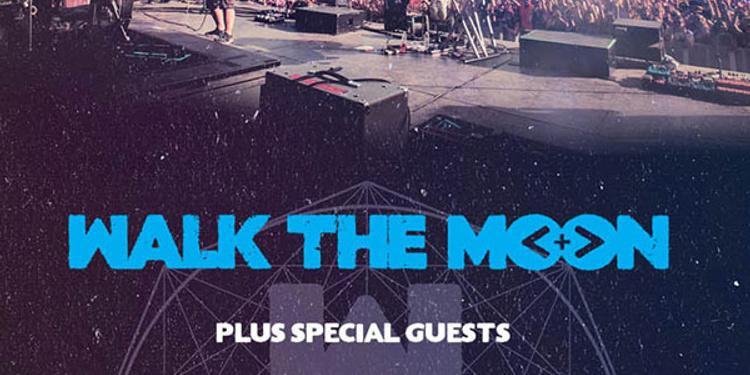 Walk the Moon en concert