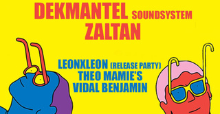 Pedro Night #2: Call Super, Dekmantel Soundsystem, Zaltan