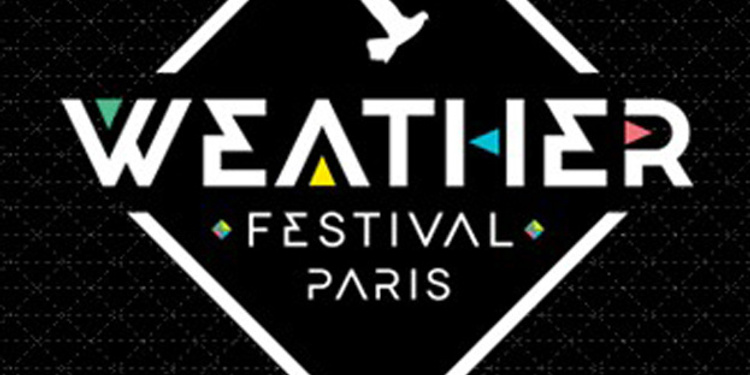 Weather Festival Paris 2015