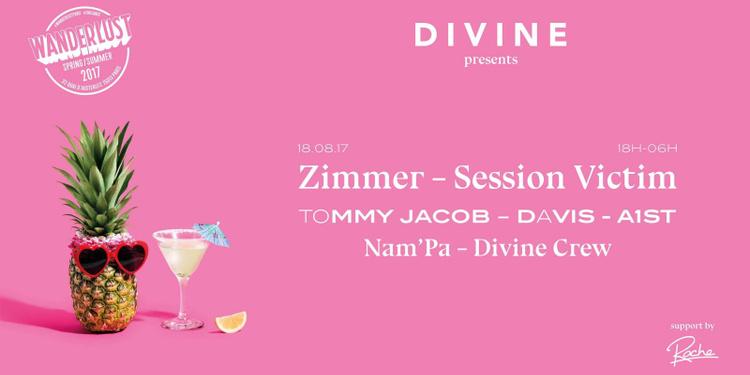 Divine : Zimmer, Session Victim, tommy jacob, davis, a1st